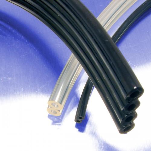 1/4 OD x 1/8 ID Multi-Bore Tubing