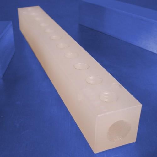 10-Station Polypropylene Manifolds
