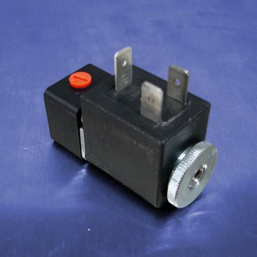 110-Volt AC Solenoid Valves (3-Way, Normally Open)