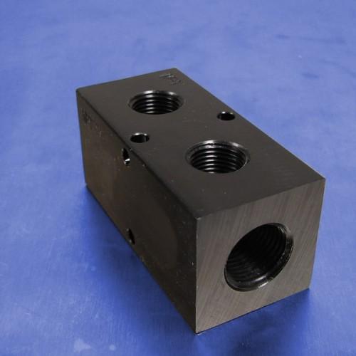 2-Station Aluminum Manifolds