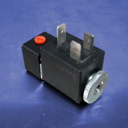 220-Volt AC Solenoid Valves (3-Way, Normally Open)