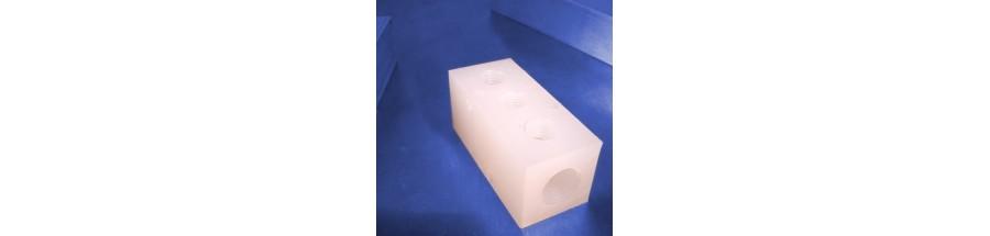 3-Station Polypropylene Manifolds
