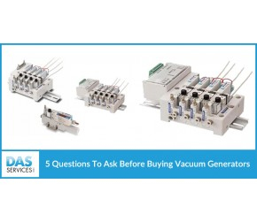 5 Questions To Ask Before Buying Vacuum Generators