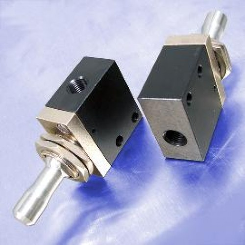 2-Position Toggle Valves