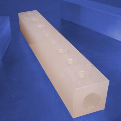 8-Station Polypropylene Manifolds