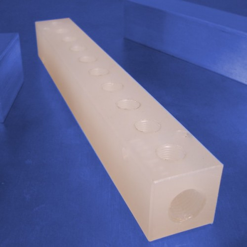 9-Station Polypropylene Manifolds