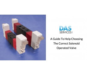A Guide To Help Choosing The Correct Solenoid Operated Valve