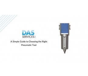 A Simple Guide to Choosing the Right Pneumatic Tool