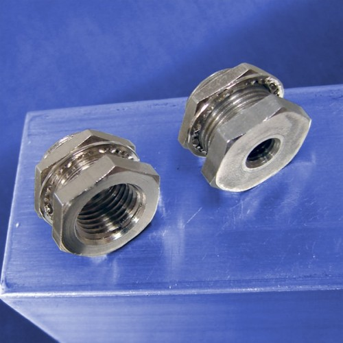 Bulkhead Stainless Steel Fittings