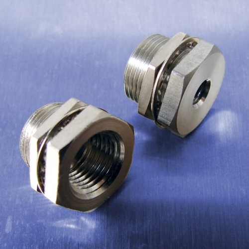 Bulkhead Threaded Fittings