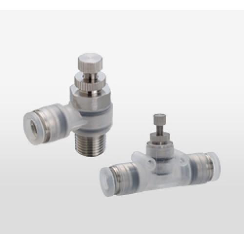 Flow Controller PP (polypropylene) SUS304