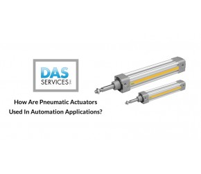 How Are Pneumatic Actuators Used In Automation Applications?