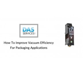 How To Improve Vacuum Efficiency For Packaging Applications