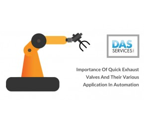 Importance of Quick Exhaust Valves and Their Various Applications in Automation