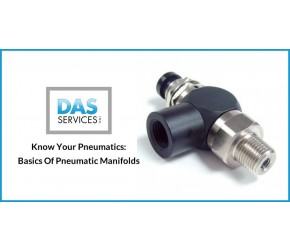 Know Your Pneumatics: Basics of Pneumatic Manifolds