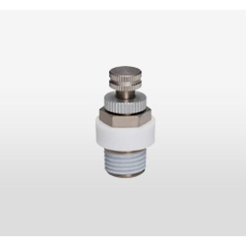 Exhaust Port Needle Valve (Speed Control Mufflers)