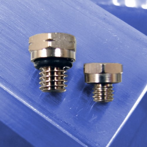 Plug Metric Fittings