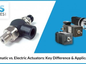 Pneumatic vs. Electric Actuators: Key Difference and Applications