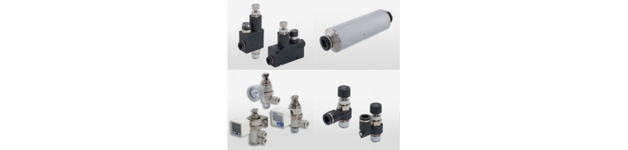 Pressure Regulators / Gauges