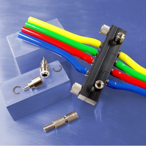 Ribbon Tube Connectors