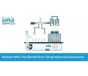 Reasons Why You Should Start Using Industrial Automation