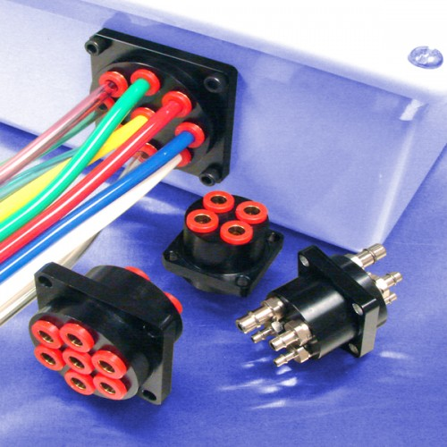 Static Bulkhead Connectors