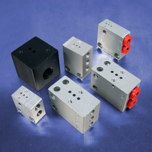 Single Station Solenoid Bases
