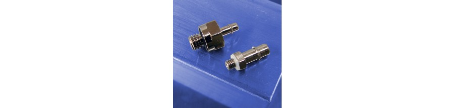 Straight Connector Metric Fittings