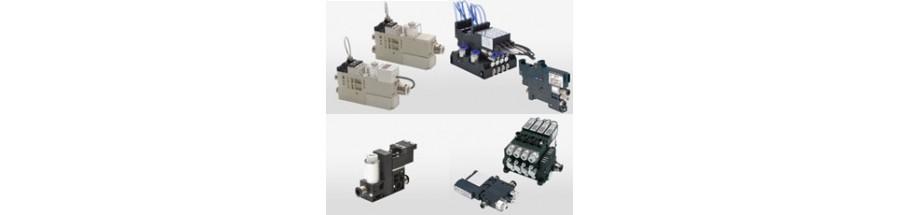 Vacuum Generators (Multi-Task / Manifold Solenoid)