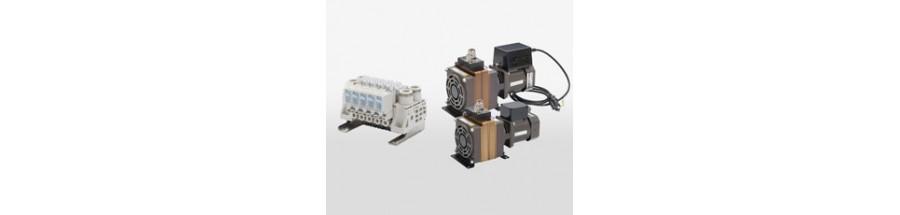 Vacuum Pumps / Vacuum Controller / Air Tank