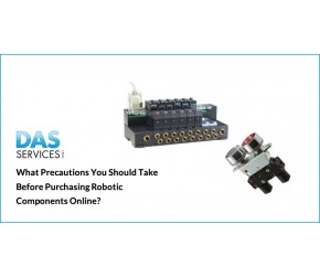 What Precautions Should You Take Before Purchasing Robotic Components Online?