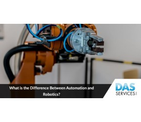 What is the Difference Between Automation and Robotics?