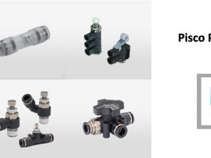 The Different Types of Pisco Pneumatic Valves