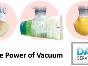The Power of Vacuum with Convum Suction Cups