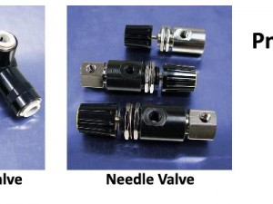 Pneumadyne Tech Tip: The Difference Between a Flow Control and a Needle Valve is Explained
