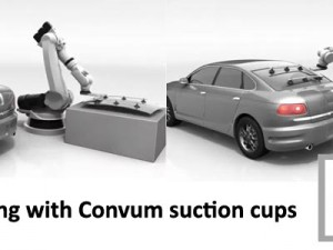 Transforming Glass Handling with Convum Suction Cups