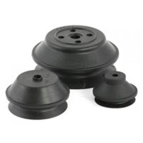 2 Bellows Vacuum Cups (PB Series)
