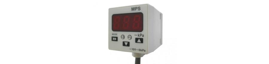 Digital Differential Pressure Sensor (MPS-4 Series)