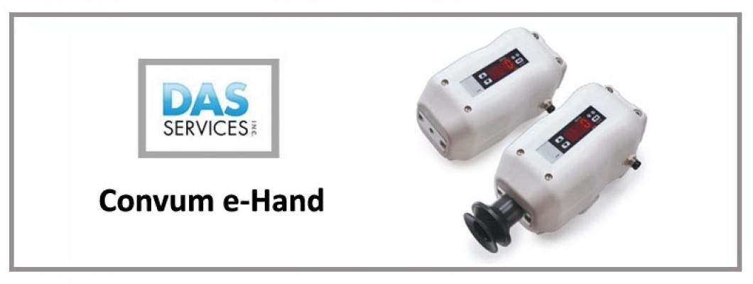 Convum e-HAND - SGE series