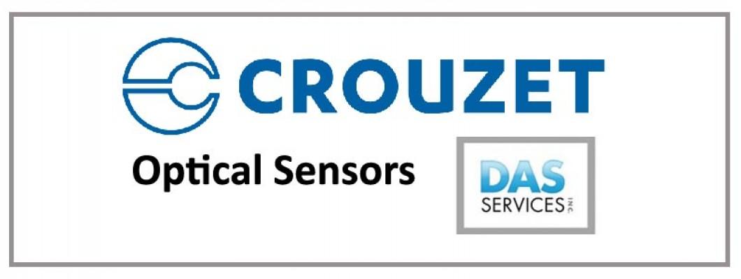 Super Sensitive Crouzet Optical Sensors