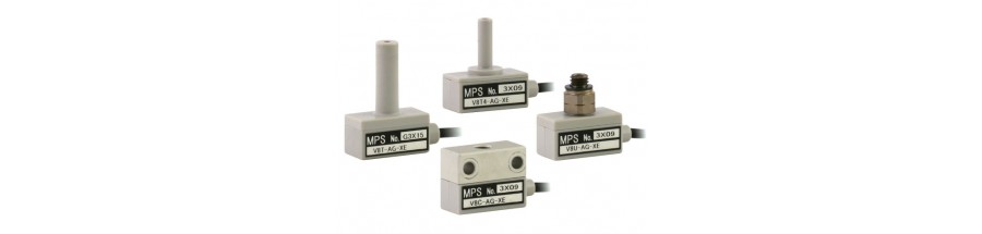 Pressure Sensor Heads (MPS-8 Series)