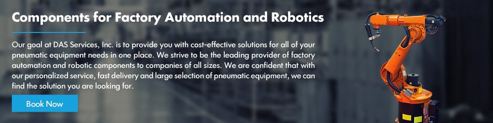 Supplier of Factory Automation,Robotic Component|DAS Service,Inc